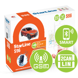 Купить StarLine S96 BT GSM-GPS в Москве